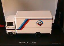 CAMION MERCEDES BENZ LP 608 KASTEN BMW MOTORSPORT SCHUCO 3601 1/43 POIDS LOURDS