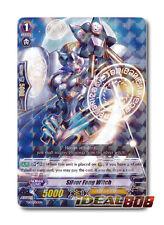 Cardfight Vanguard  x 1 Silver Fang Witch - TD05/013EN -TD (Rare ver.) Mint