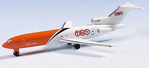 Herpa Wings 1:500 TNT Boeing 727-200F prod id 503112 released 2000