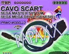 CAVO SCART RGB SEGA MEGA DRIVE 1 - SEGA MASTER SYSTEM 1