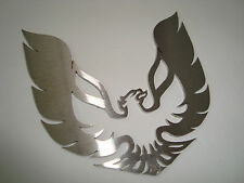 NEW & METAL~> FIREBIRD TRANS AM FENDER EMBLEM Formula Pontiac Stainless