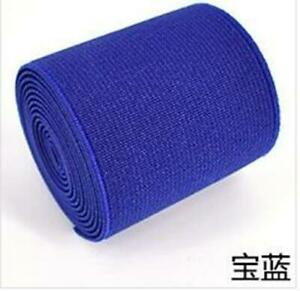 TOP SELLING 5CM wide Elastic bands of rubber band accessories clothing