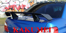KAKUMEI S204 Limited Style Carbon Fiber CF Spoiler Wing For Subaru Impreza GD