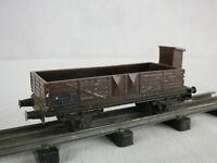 Niederbordwagen H0 mit Bremserhaus DR 45543  mei10