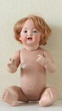 KESTNER  JDK 211   48  CM  Poupée Ancienne Reproduction Antique Doll