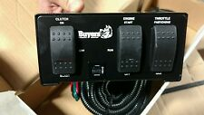 Salt Sand gas spreader control Controller & Wiring Buyers Saltdogg