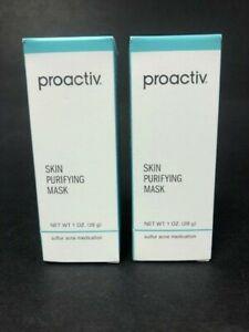 Proactiv Skin Purifying Mask 1 oz (Pack of 2) Exp.2022/07