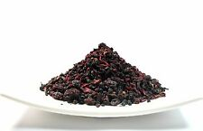 Elderberry Fruit Herbal Tea Good Iced Tea Loose Leaf Tea  4  OZ