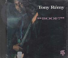 Boof ~ Tony Remy ~ Jazz Fusion ~ CD ~ New