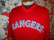 Vintage Texas Rangers Baseball MLB 90's 1997 Mesh Jersey Sz XL