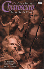 Chiaroscuro: The Private Lives of Leonardo Da Vinci 2005 TPB DC Vertigo OOP