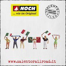 NOCH 15976 SET PERSONAJES: tifosi Italia - 1/87