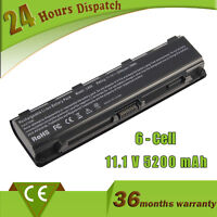 for Toshiba Satellite PA5024U-1BRS C850 C855 C855D C55T PA5109U-1BRS Battery H