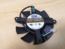 For 75mm Fan EVGA ZOTAC GTX 560 570Ti Video Card AVC DASB0815B2U  #JIA