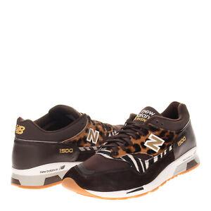 RRP €135 NEW BALANCE 1500 Calf Hair Running Sneakers EU 47.5 UK 12.5 US 13 Mesh