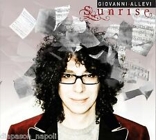 Giovanni Allevi: Sunrise - CD