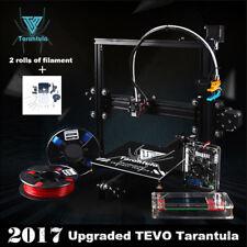 TEVO Tarantula 3D Printer 200 * 280 * 200 mm + BONUS Titan Extruder + GIFTS QC