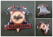 PIN'S BADGE 1988 L.A DODGERS - NATIONAL LEAGUE CHAMPIONS - MLB BY PETER DAVID