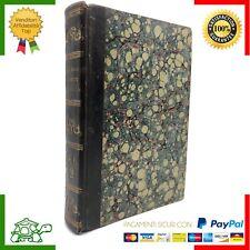 Antico libro medicina TRATTATO DI TERAPEUTICA E MATERIA MEDICA volume secondo