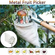 Obstpflücker Apfelpflücker verzinkt Obsternter Äpfel Birnen Pflücker Tools DE