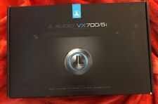 JL Audio VXI-700/5i With Integrated DSP