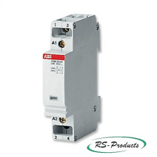 ABB 26326gsb Installationsschütz 2-polig 20 Ampere