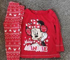 Baby Girls Disney Minnie Mouse Pyjamas 18-24 Months