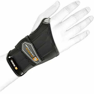 Shock Doctor Left Hand Wrist Sleeve Wrap In Medium - Sports Therapy