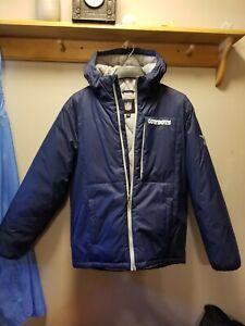 NFL Dallas Cowboys Zip Up Winter Jacket Size S Coat Football