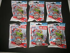 HASBRO PLAYSCHOOL TRANSFORMERS LOT OF 6 RESCUE BOTS SERIES 1 MYSTERY PACK SEALED