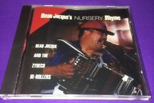 Beau Jocque's Nursery Rhyme - Beau Jocque And The Zydeco Hi-Rollers CD 1995 Rare