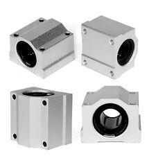 4PCS SC20UU 20mm Aluminum Ball Bearing Slider Bearing Linear Bearing