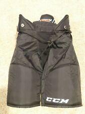 Ccm Ltp Ice Hockey Shorts Pants Size Junior Medium Black