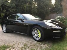 Porsche Automatic Electric heated seats Cars