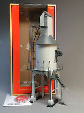 LIONEL CONCRETE COALING TOWER ILLUMINATED O GAUGE building coal gray 6-83490 NEW