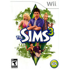 The Sims 3 Wii [Brand New]
