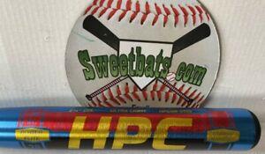 Power Flite Titanium HPC Softball Bat NEW Aluminum Ultra Light Cork Loaded 34 28