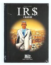 BD prix réduit I.R.$. Blue Ice