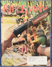 Magazine American Rifleman, JANUARY 1993 !!! FREEDOM ARMS Model 353 REVOLVER !!!