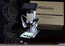 Andonstar ADSM201 HDMI Microscope, Camera- True Digital HD Imaging at 1920x1080p
