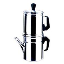 CAFFETTIERA ORZIERA ALLUMINIO NAPOLETANA 6 TAZZE ILSA