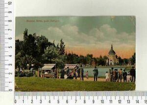 "11687) PC ARGENTINA 5.12.1913 ""B. Aires - Jardin Zoologico"" B. Aires Mantova"