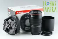 Canon EF 100mm F/2.8 L IS USM Macro Lens With Box #15731