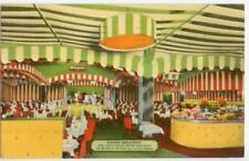 1947 New York Iceland Theatre Restaurant 1680 Broadway
