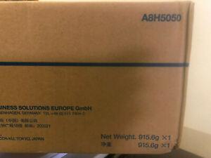 4X Konica Minolta A8H5050 / TN812 Toner Schwarz (Black) für Bizhub 758 958