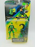 """Batman Forever The Riddler Question Mark Bazooka 5"""" Figure Kenner Vintage 1995"""