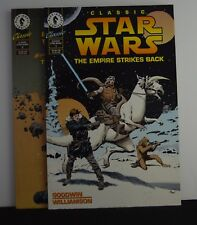 Classic Star Wars: The Empire Strikes Back #s: 1,2 (DH, 1994) Graphic Novels