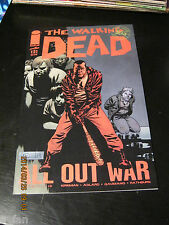 Walking Dead #121 February 2014 Robert Kirkman Charles Adlard                  1