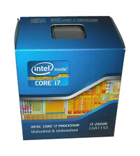 Intel Core i7-2600K CM8062300833908 3.40GHz LGA1155 Processor