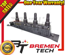 NEW SAAB IGNITION COIL CASSETTE (Black) 9-5 9-3 2.3 L4 1999-2009 OE # 55-559-955